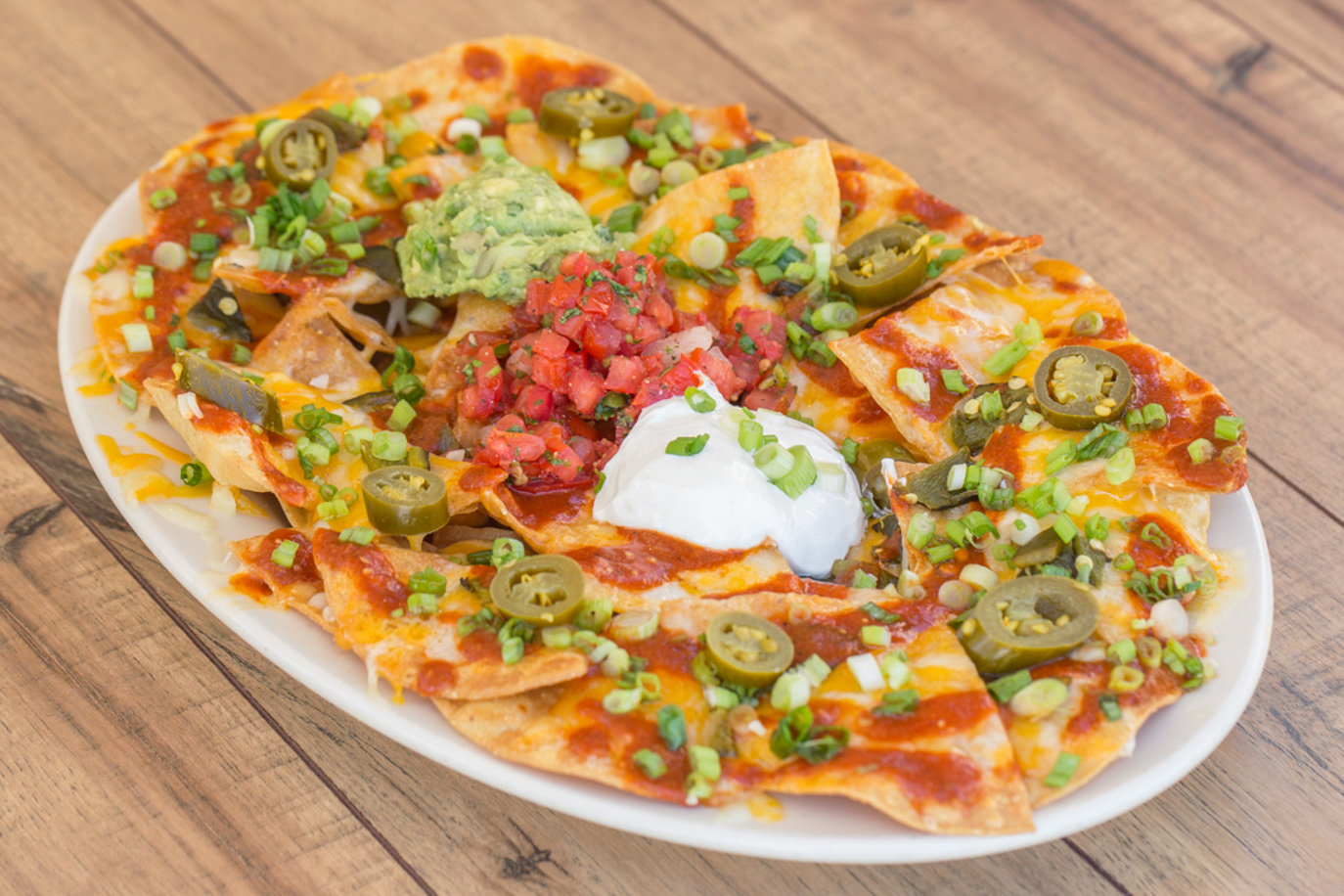Cheesecake Factory Factory Nachos