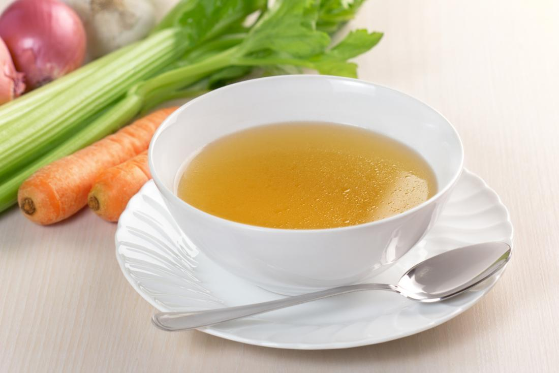 clear-vegetable-stock-soup-broth-in-bowl