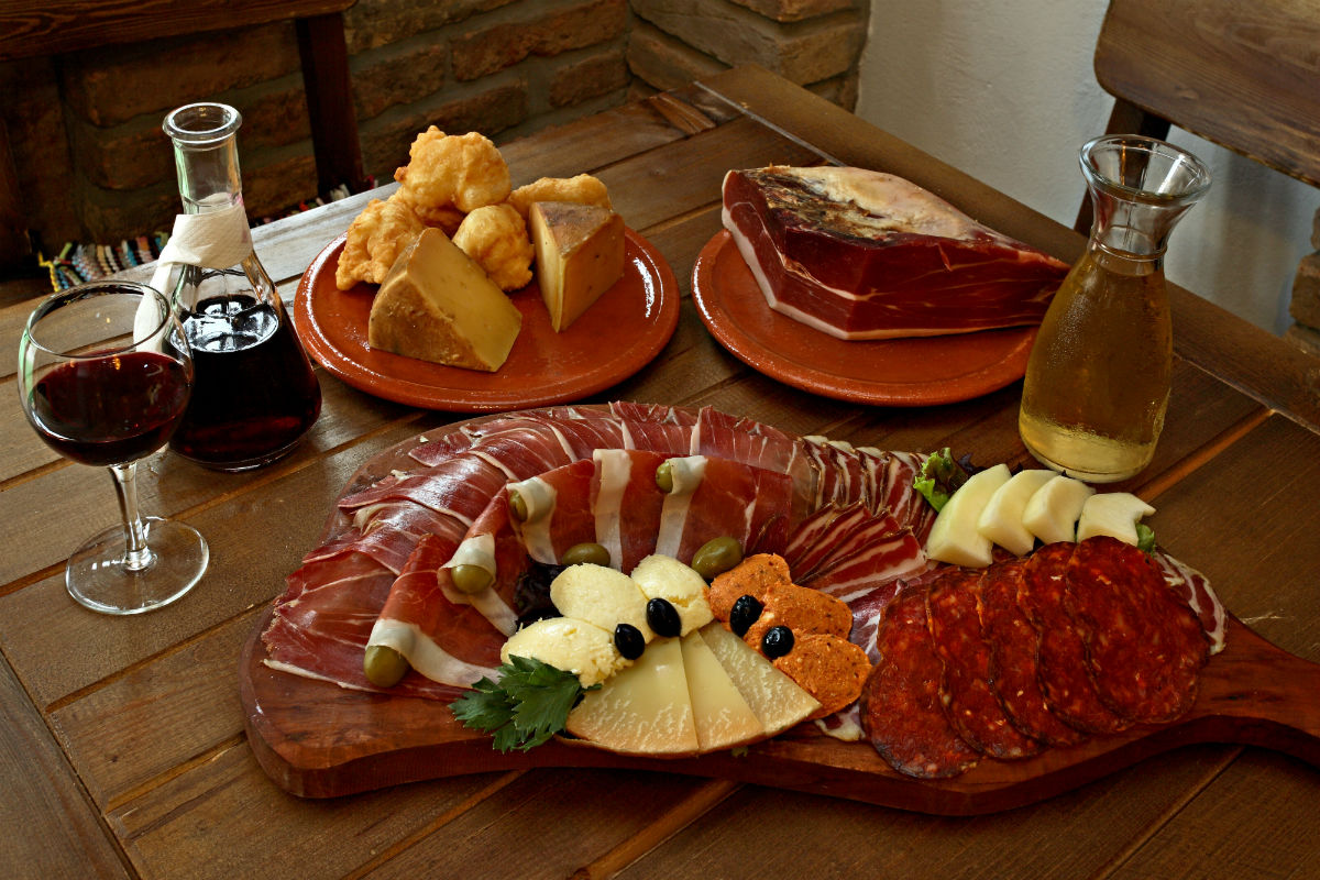 Serbian Dish